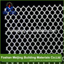 Polyester-Maschengewebe des heißen Verkaufs 4x4mm für die Herstellung des Mosaiks