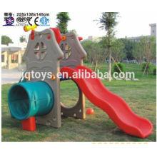 JQC3428 Plastik Kinder Spielplatz / Kinder kombiniert Folie / Vergnügungspark