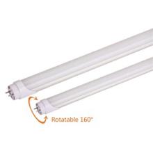 Alu+Rotatable LED 2feet T8 Tube 2835SMD 10W 950lm PF>0.9