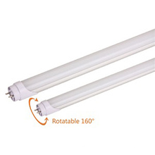 Alu + ROTATIVOS LED 2feet T8 tubo 2835SMD 10W 950lm PF > 0,9