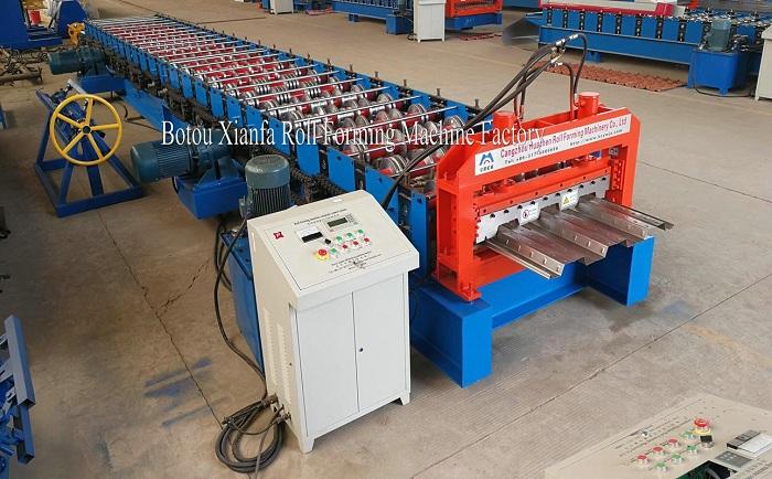 Floor Deck Machinery