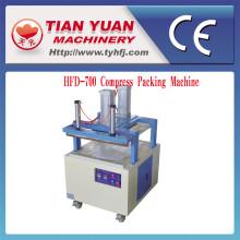 Máquina de embalagem da compressa para almofadas almofadas