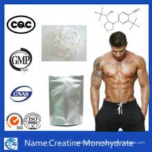 99% Purity Sports Nutrition Добавки CAS 6020-87-7 Креатин моногидрат