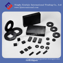Ferrite Magnets/Ceramic Blocks/Discs/Ring