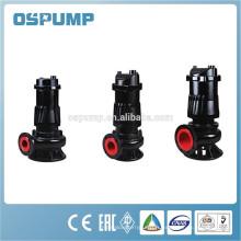 pompes submersibles eaux usées série qw