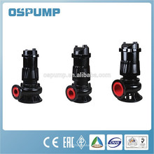 QW/WQ series Sewage Treatment impeller Pump for Sale