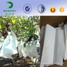 Water Resistant Wax Coated Environmental Food Kraft Paper Bag for Fruit Grow