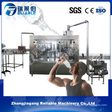 PLC Control Pure Bottle Water Filling Production Line Machine