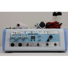 Galvanic ion beauty facial massager high frequency electrotherapy machine
