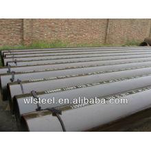 Расписание 40 стальных труб цена мельница / erw astm a53b a106b