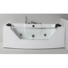 Glass Indoor Massage Bathtub (JL826)