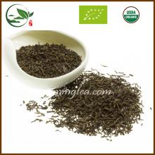 Chá De Puer De Perda De Peso Orgânico Da Primavera De Yunnan