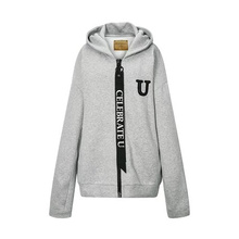 New Men′s Fashion Custom Made Slim Fit Hoodies Manufacturer