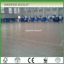 Дуб деревянные полы для спортивного зала школы
