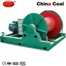 Winche de alzamiento eléctrico de Shandong China Coal Group
