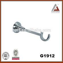 G1912 drapery hardware window mounting bracket/strong curtain bracket/single curtain bracket