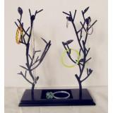 Black Metal Jewelry Display Tree, Jewelry Holder (SFM1203)