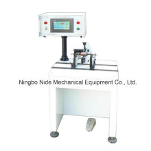Dynamic Armature Balancing Machine with Belt Drive