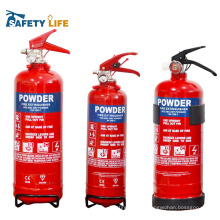 UL approved fire extinguisher /UL standard chemical powder fire extinguisher