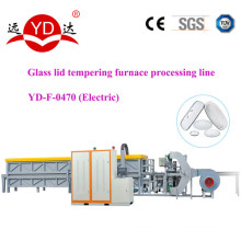 Hot Product Kitchenware Glass Lid Cover Making Line Machines