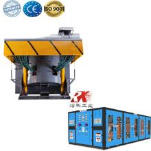 Smelting  scrap metal melting electric industrial furnace