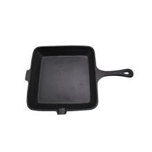 Mini poêle à frire en fonte pré-assaisonnée