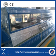 Machine d'extrusion de tuyaux en plastique à haute sortie