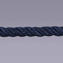 PP monofilament 3-strand twisted rope
