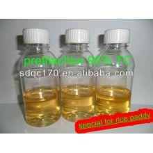 Гербицид для рисового рисового претилахлора 95% TC