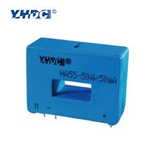 55A/50mA closed loop hall current sensor/ DC AC pulse current measuring