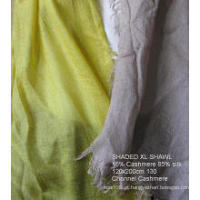 Cashmere Airy Shaded Shawl