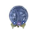 Neuheits-Metallplatte, dekorative Gebrauch-dekorative Metallplatten, kundenspezifische Metallfirmenzeichen-Platte