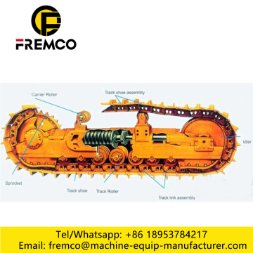 SD16L track Chains Shantui bulldozer 203MJ-42000