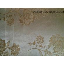 Tissu jacquard 100% polyester pour rideau, coussin, décoration