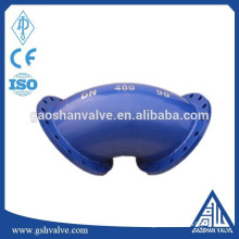 90 degree flange elbow with epoxy coating