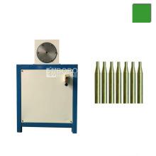 Máquina de redução e encolhimento de tubo de condensador de alumínio de cobre manual