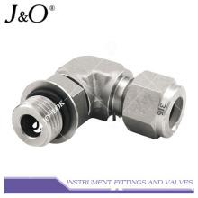 316 Forjado de aço inoxidável de alta pressão Instrumento de encaixe do cotovelo