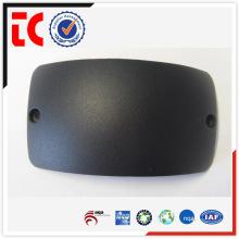 Black pintado personalizado capa da câmera superior morrer de fundição