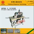 Máquina de grabación en relieve de encaje ultrasónico automático