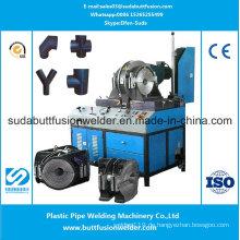 * Werkstatt HDPE Rohrfittings Schweißmaschine 90mm / 315mm