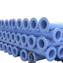 Black Din 50 Plastic Coating Water Pipe