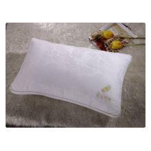 Barato soft 100% poliéster acolchoado almofada de microfibra
