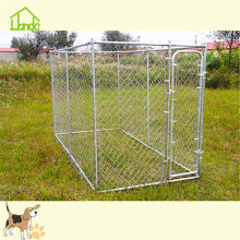 Galvanized large chain link dog kennel for sale