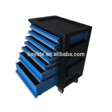 Cheap metal herramienta móvil trolley tool chest para la venta