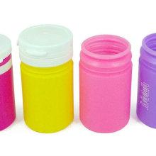 Embalaje cosmético color de botella/caramelo de removedor de esmalte de uñas
