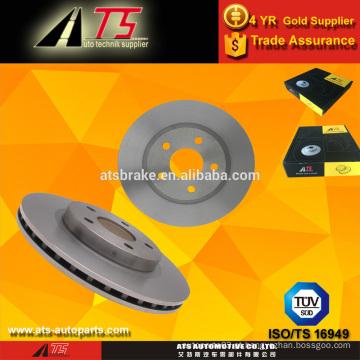 Alta performance OEM qualidade auto peças freio freio rotor de disco para FORD F0SZ1L104A fabricante de freio de disco