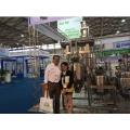 Automatic Juice Milk Uht Pipe Sterilizer