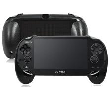 Classique Noir Spécial En Plastique Joypad Main Poignée Pour PSV 1000 PSVita PSV1000 Poignée de Manette