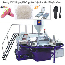 24 Estaciones Rotary Air Blowing Injection Molding Maachine