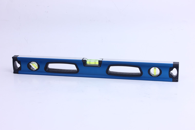 Professional Box Level (Blue Anodized Finish)